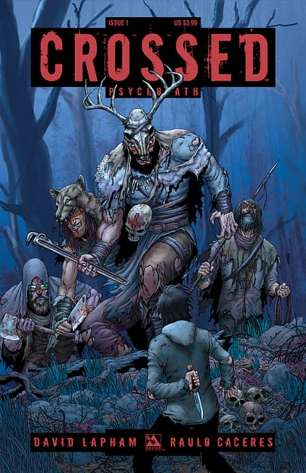 PREVIEW: Crossed Psychopath #1 by David Lapham and Raulo Caceres