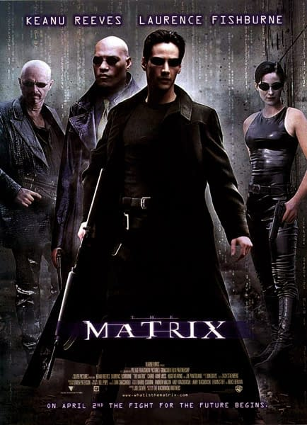 """The Matrix"" Returns to Theaters for 20th Anniversary"