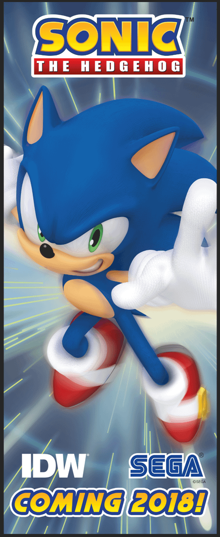 IDW Picks Up Sonic Rights Two Days After Sega Dumped Archie #DramaAlert