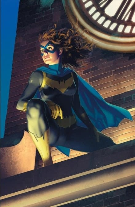 DC Comics Runs Variant Covers Alongside Standard Covers in Previews Now