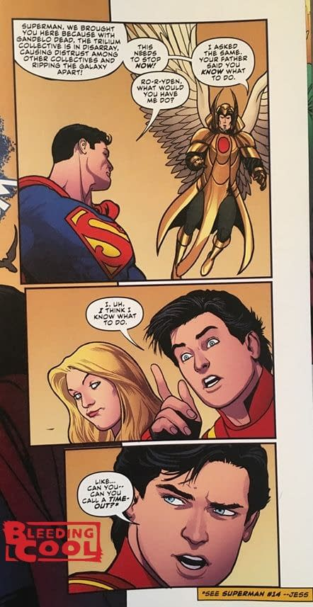 Were Superman #33 and Supergirl #14 Destroyed Over Racial Concerns?