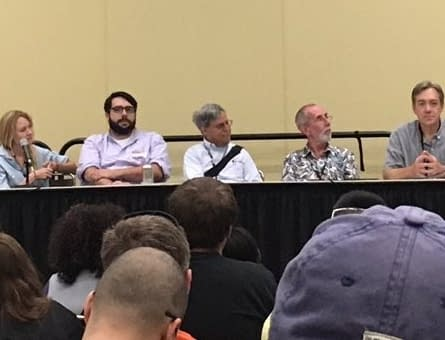 5 Or 6 Comics Written By People Of Colour Yet To Be Announced &#8211 The DC Rebirth Panel At Baltimore Comic-Con