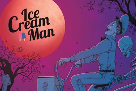Ice Cream Man: W. Maxwell Prince's Image Comics Series Getting TV Adaptation