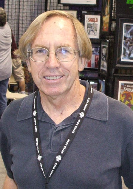 Carol Danvers' Co-Creator, Roy Thomas, Watches the Captain Marvel Movie