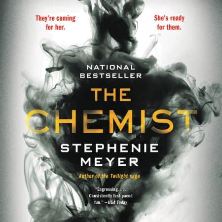 stephenie meyer chemist series