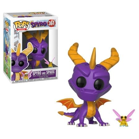 Spyro The Dragon Gets a Funko Pop! Plus: E3 Exclusives!