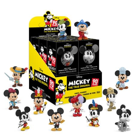 Funko Disney Mickey Mouse Mystery Minis