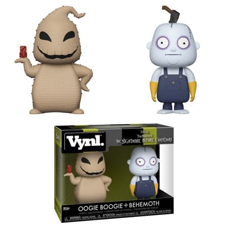 Funko Nightmare Before Christmas Vynl 1