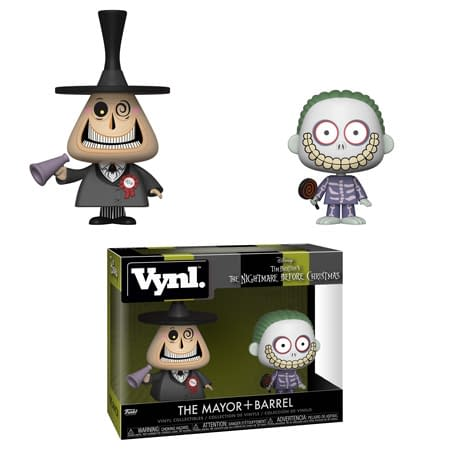Funko Nightmare Before Christmas Vynl 3