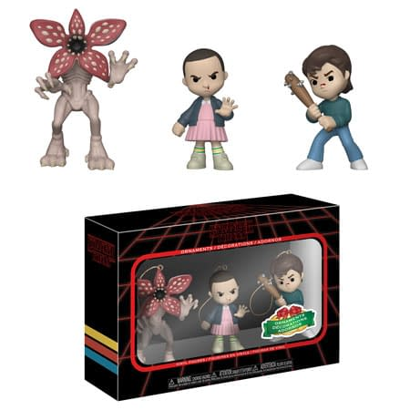 Funko Stranger Things Christmas Ornaments 9