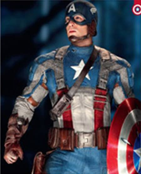 Captain America Captured By The Empire