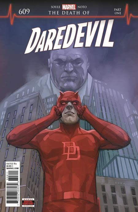 NYCC Goss: Charles Soule – From Daredevil to Star Wars