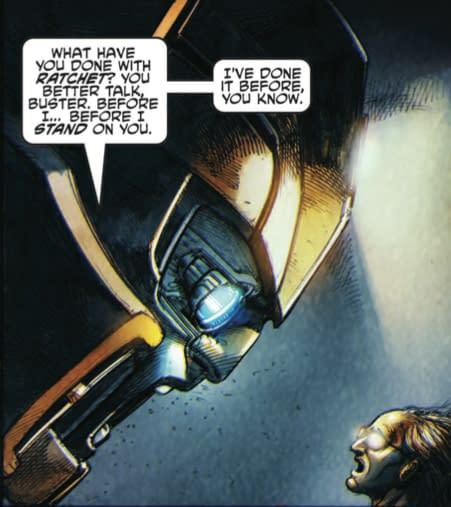X-Files Conspiracy Transformers