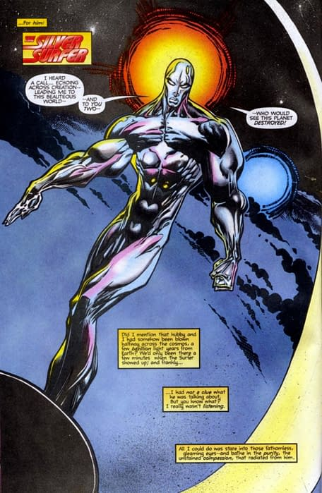 What If… Grant Morrison and Liam Sharp Go to The Silver Surfer Next?
