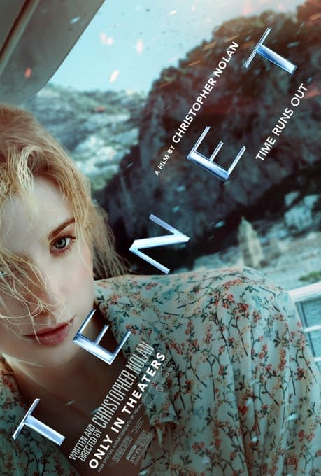 Twelve New Posters Debut For Tenet Ahead Of Theatrical Release