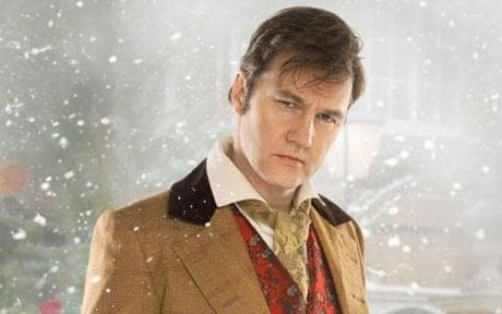 David Morrissey Is The Governor In The Walking Dead Season Three