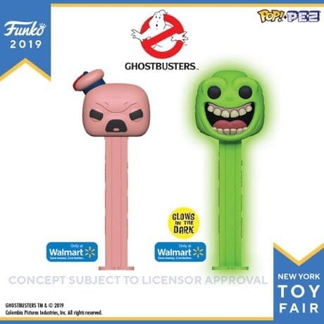 Funko New York Toy Fair Reveals: Ghostbusters!