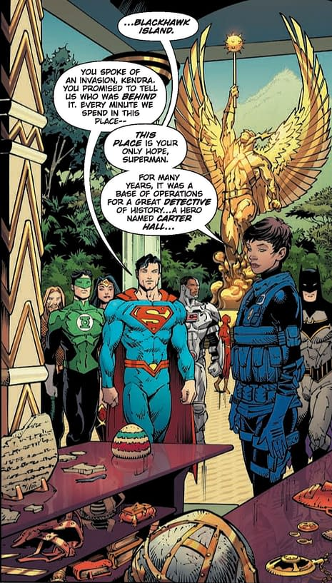 13 Thoughts About Dark Nights: Metal #1 By Scott Snyder And Greg Capullo