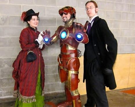 NYCC Cosplay Costume Scandal Kicks Off (UPDATE)