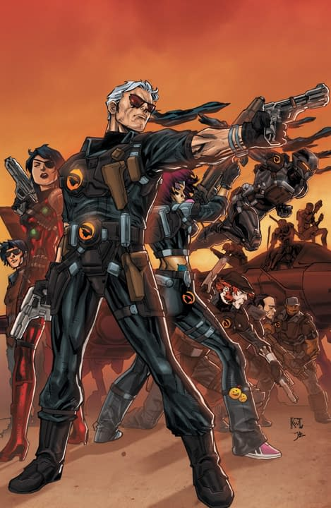 DC Relaunch: Wildstorm, Westerns And War