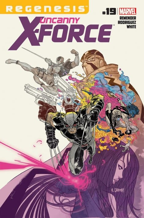 Uncanny X-Force 19