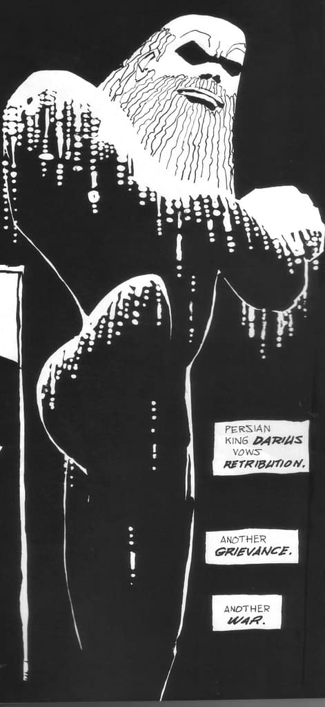Wednesday Comic Revews: Dark Horse Presents #1
