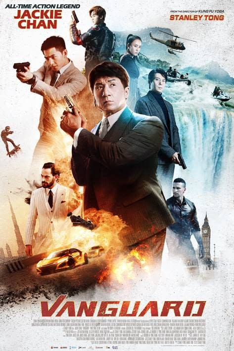 Avant-garde: Jackie Chan