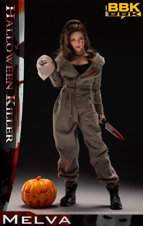 Halloween Killer Figure from BBK Makes Horror Seductive