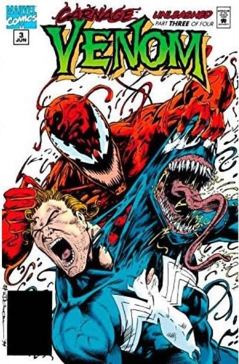 Separated At Birth: Clayton Crain and Andrew Wildman's Venom and Carnage