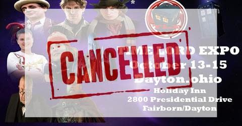 Ohio's Time Lord Expo Has Been Cancelled (UPDATE)