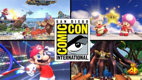 Nintendo Announces Full Lineup for San Diego Comic-Con 2018