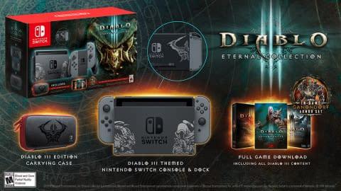 Nintendo has Announced a Diablo III Switch Bundle