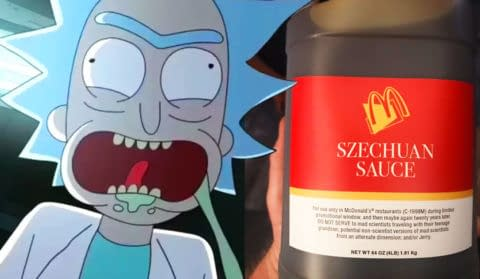 Rick's Memory Is Still The Only Place I Can Find Szechuan Dipping Sauce
