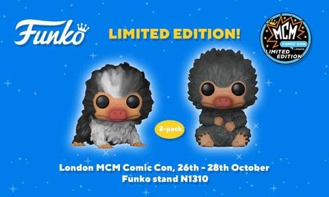 Funko MCM Comic Con Exclusives 1