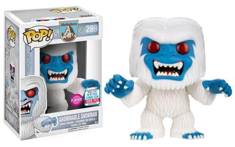 Funko NYCC Exclusive Abominable Snowman Pop