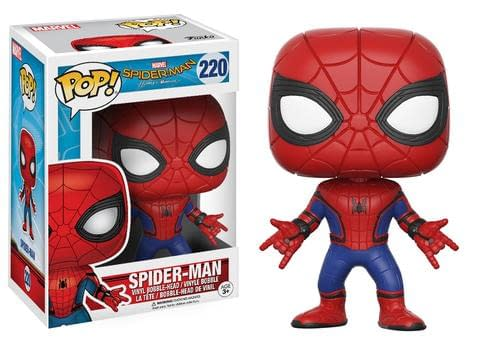 Thwip! Spider-Man: Homecoming Is Swinging Into Funko