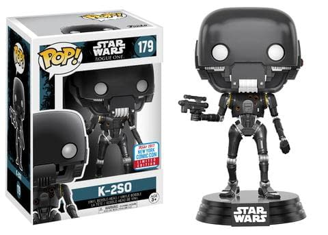 Funko NYCC Exclusive Star Wars K2SO