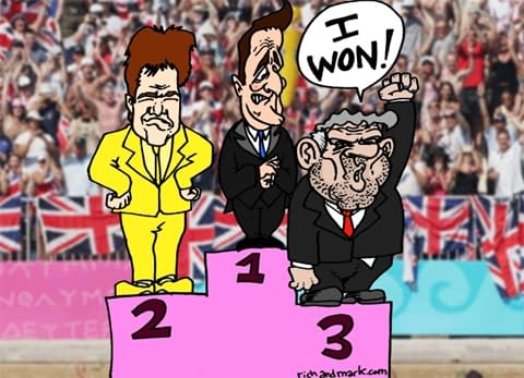The UK General Election. Comic Creators Speak. And Warren Ellis Offers A Prize