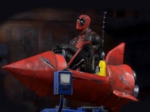 Deadpool Game To Give Players Money To Spend In Comic Stores