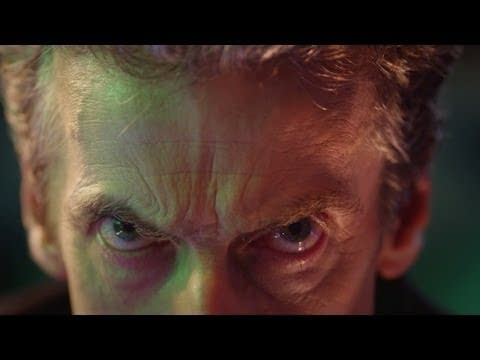 Matt Smith's Still In The Tardis And They're Already Releasing Peter Capaldi-Centric Promos For Doctor Who
