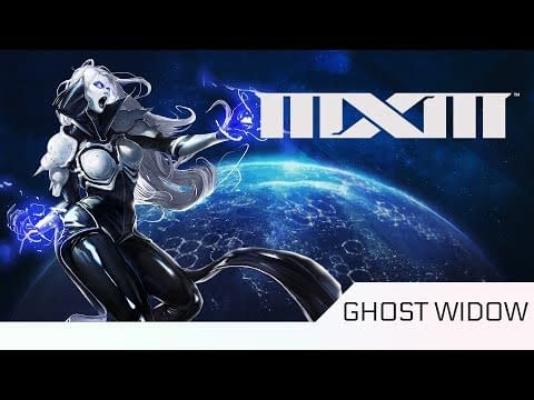 The Latest MxM Trailer Brings In Ghost Widow From City Of Villains