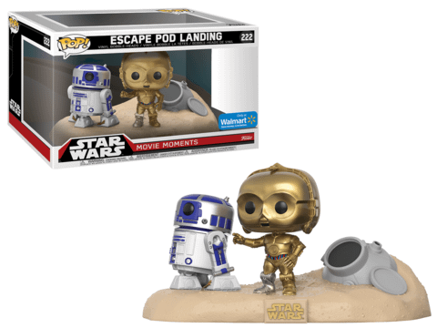 Star Wars Gets Some Innovative New Funko Pops Exclusive To Walmart