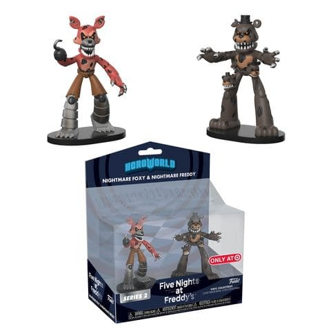 HeroWorld Figures Debut From Funko, Exclusive to Target