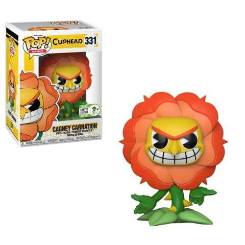 Funko ECCC 2018 Exclusives Part 5: Cuphead, Freddy Funko, Saga, and More!