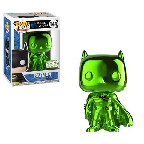 Funko ECCC 2018 Exclusives Part 4: DC, Care Bears, Stranger Things, and Doctor Who!