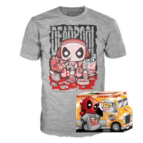 Funko E3 Deadpool Pop Tee