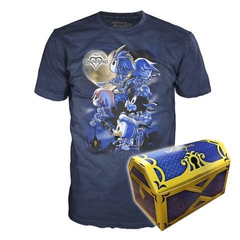 Funko E3 Kingdom Hearts Pop Tee