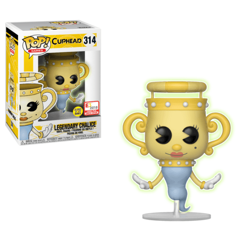 Funko E3 Legendary Chalice Pop