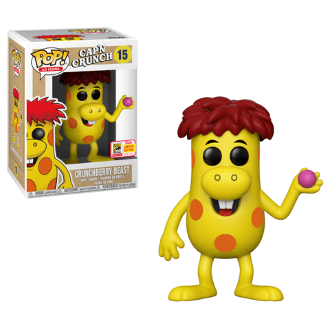 Funko SDCC Ad icons Crunchberry Beast