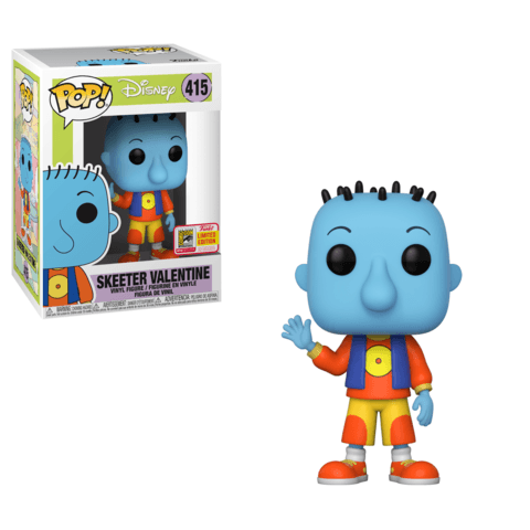 Funko SDCC Ddisney Skeeter Valentine Pop